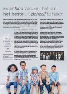 For You Magazine (publicatie maart 2017)